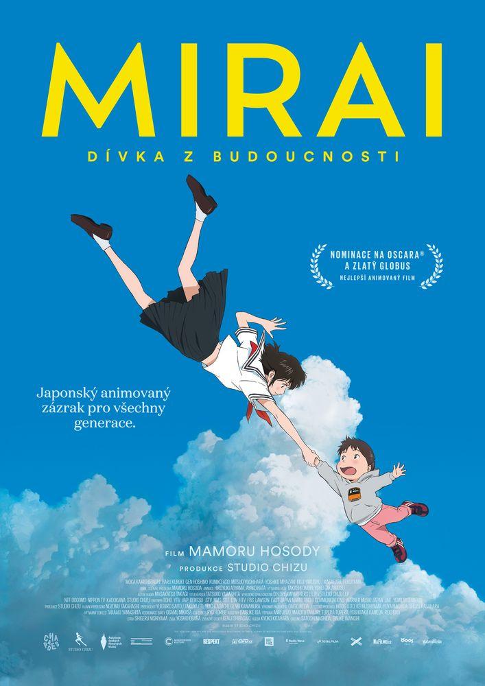 Mirai, dívka z budoucnosti (2018)
