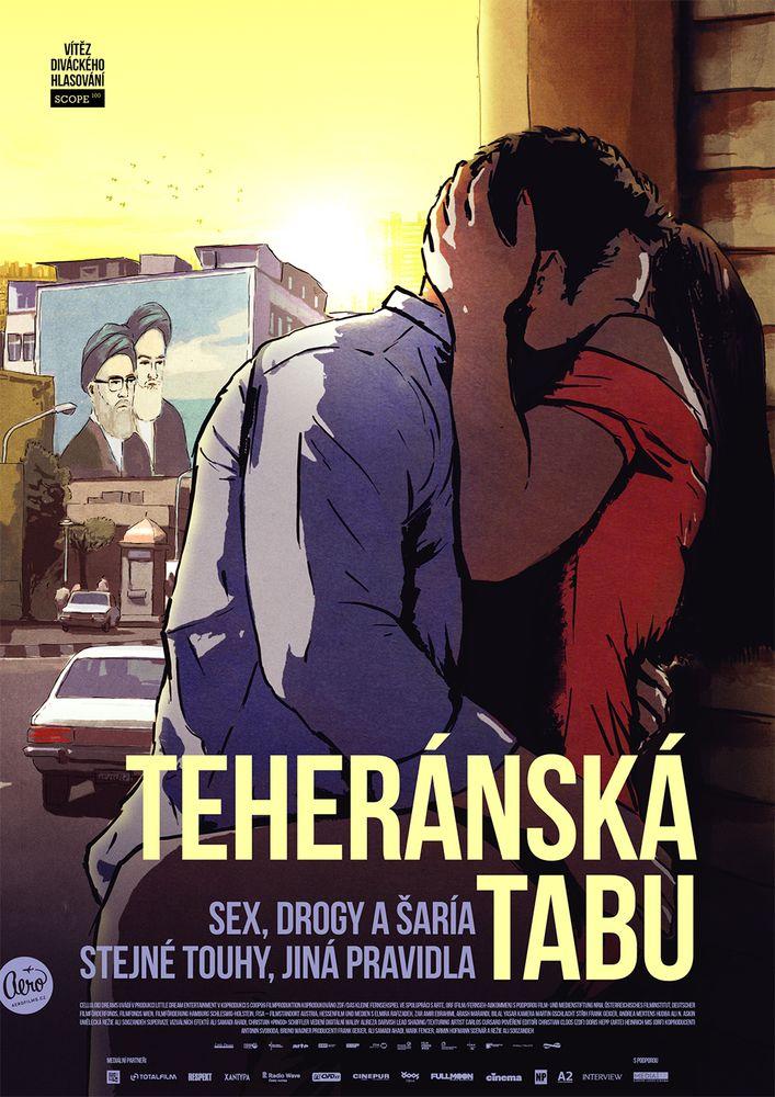 Teheránská tabu (2017)