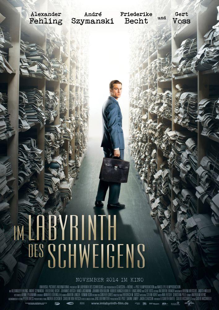 V labyrintu mlčení (2014)
