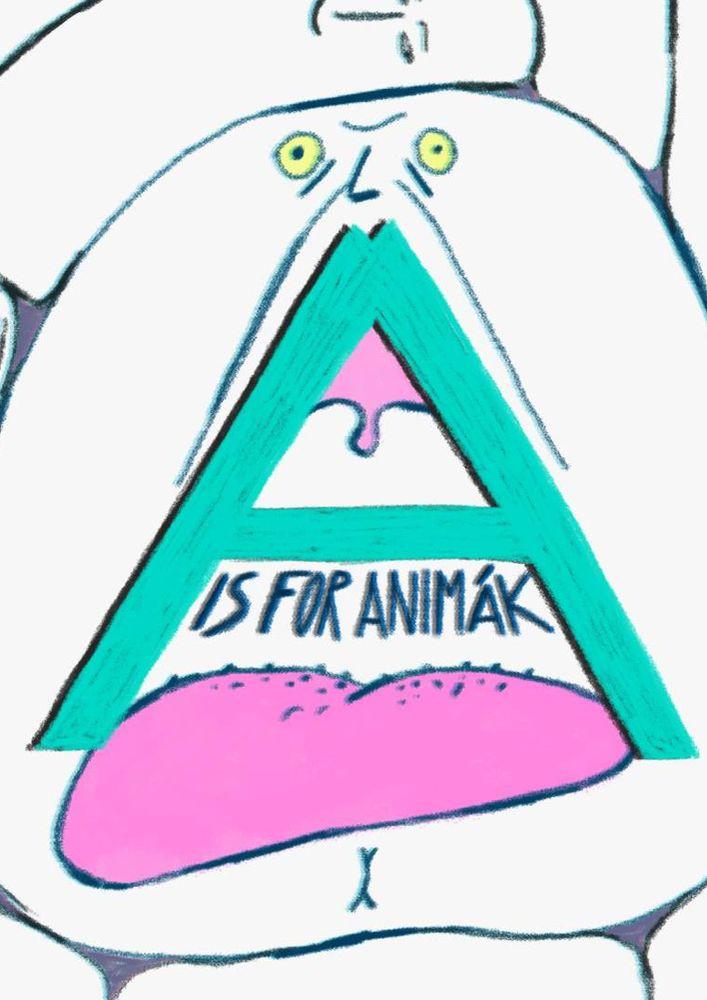 """A is for """"animák"""" (2019)"""