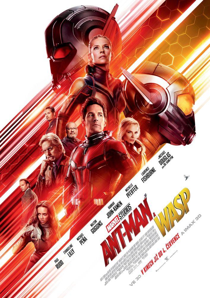 Ant-Man a Wasp (2018)