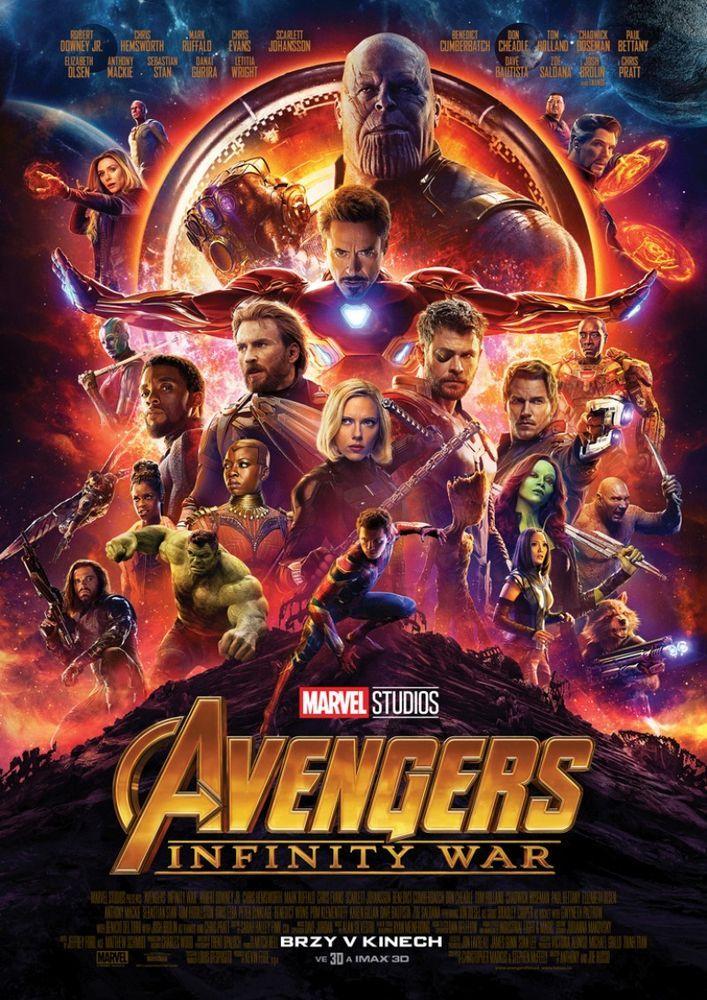 Avengers: Infinity War (2018)