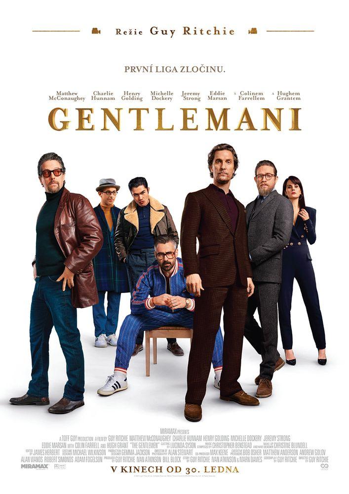 Gentlemani (2019)