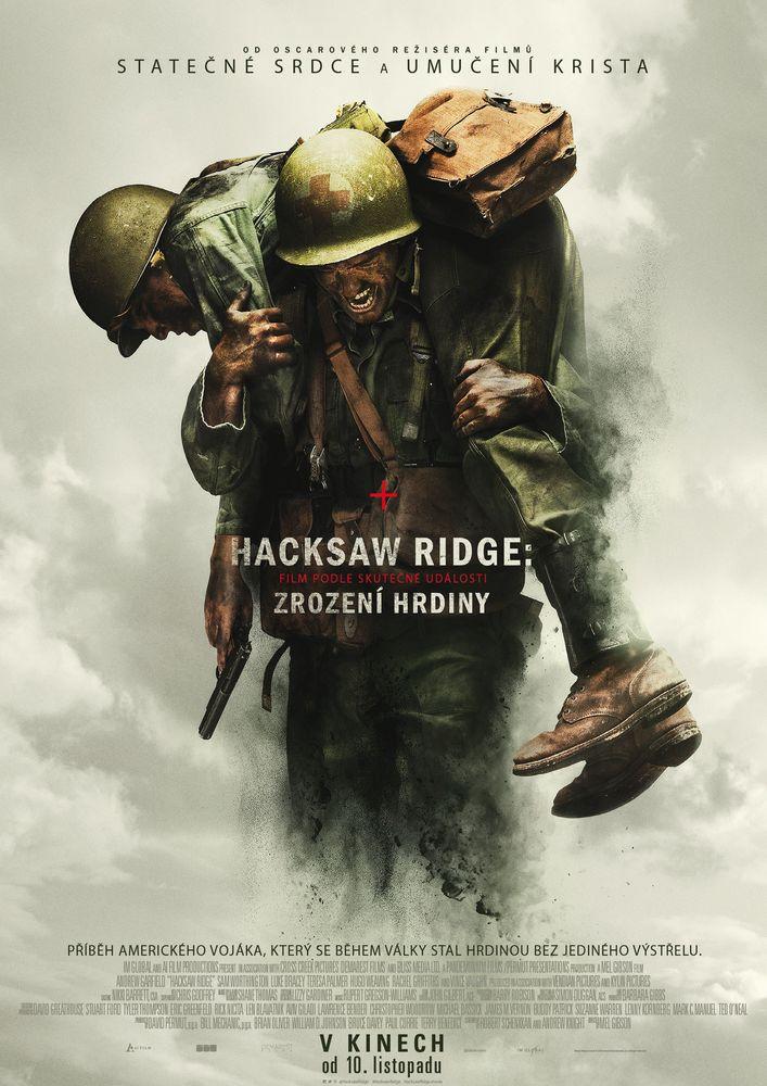 Hacksaw Ridge: Zrození hrdiny (2016)
