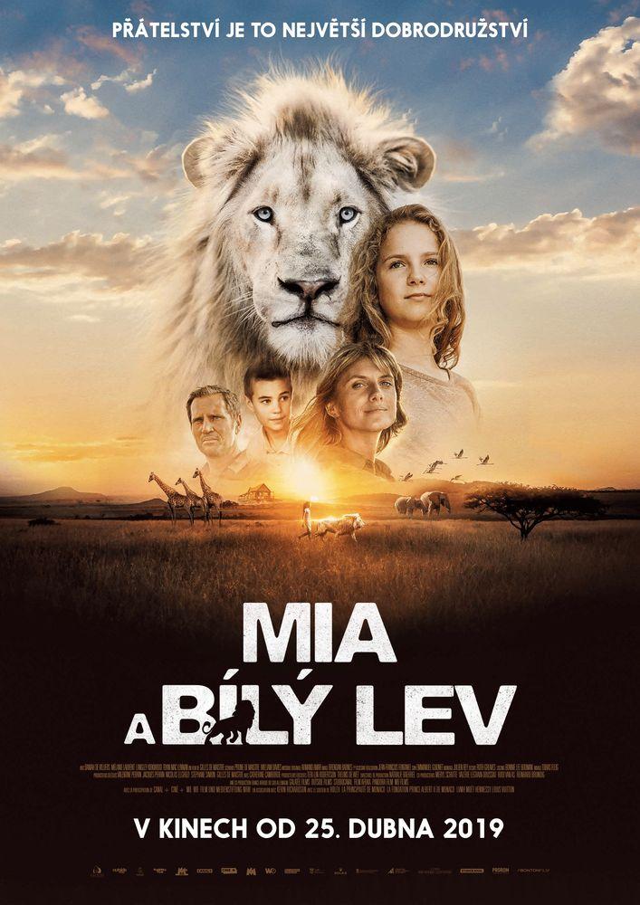 Mia a bílý lev (2018)
