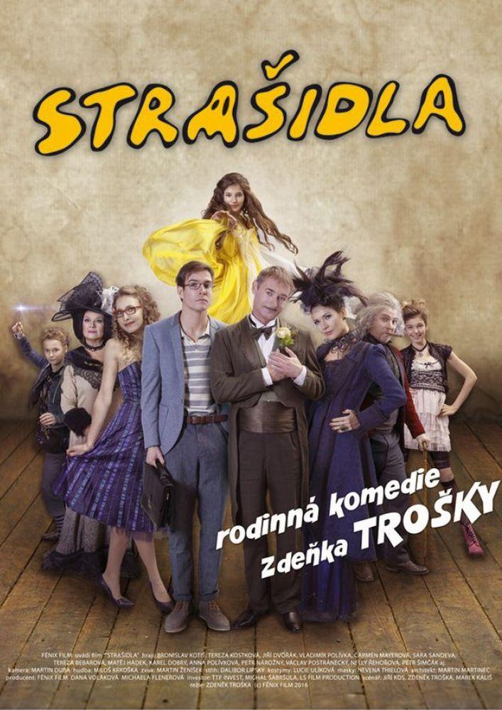 Strašidla (2016)