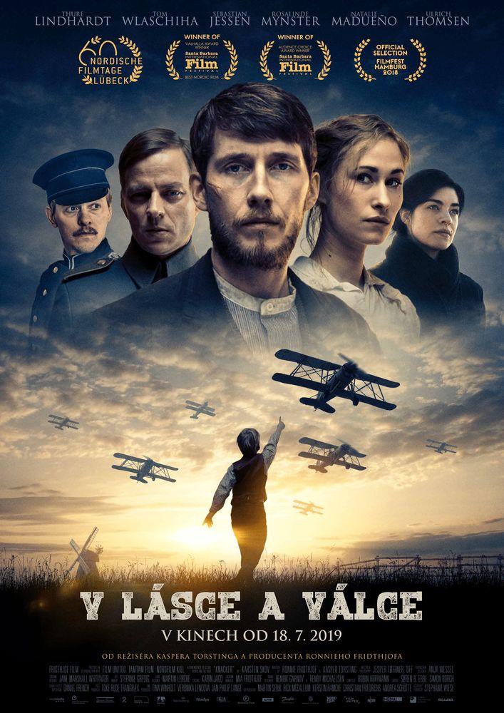 V lásce a válce (2018)