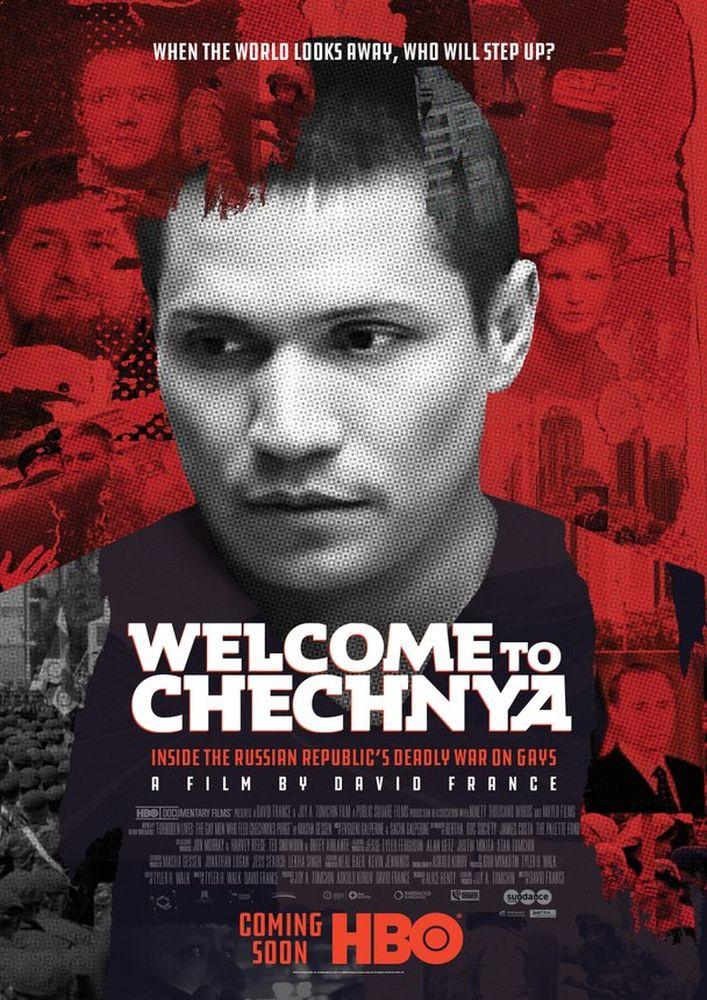 Vítejte v Čečensku (2020)