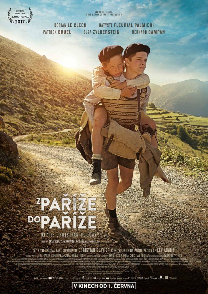 Z Paříže do Paříže (2017)
